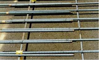 Lapping length of reinforcement steel bars - Basic Civil Engineering